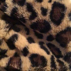 Cejon Accessories - NWT Faux Fur Spiral Scarf